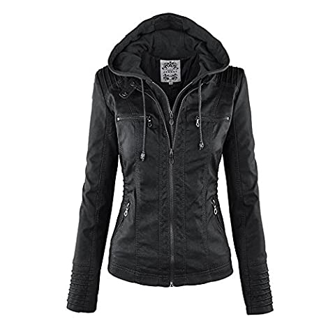 Long Sleeve Slim Zipper Casual Blazer Daily Jacket Coat Fashion Tops Hoodie Women