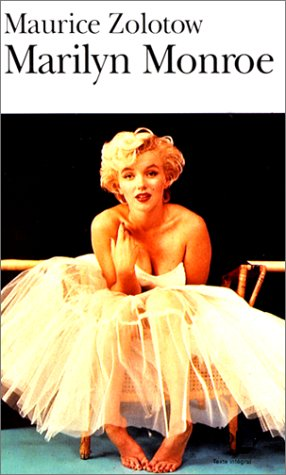 Marilyn Monroe par Maurice Zolotow