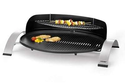 Cloer 6589 Barbecue Elektrogrill schwarz