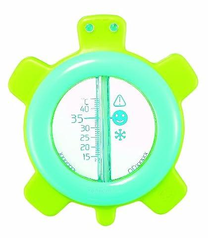 Bébé Confort Thermometre De Bain Tortue Ondes Positives
