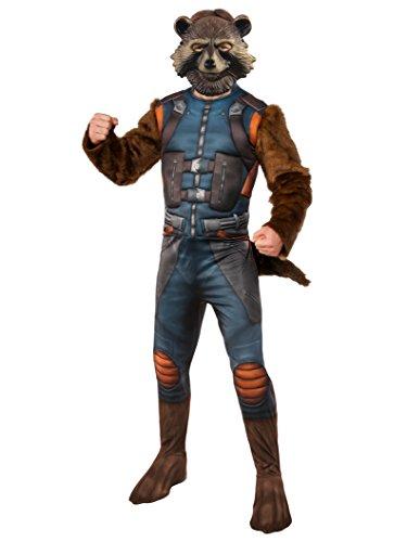 Generique - Rocket Raccoon-Kostüm Guardians of The Galaxy 2 ()