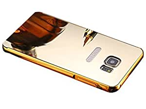 Carla Luxury Metal Bumper + Acrylic Mirror Back Cover Case For SamsungNote5 Gold + Digital LED Watches Unisex Silicone Rubber Touch Screen by carla Store.