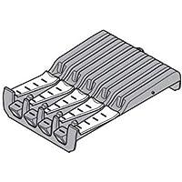 Aus strapazierf/ähigem Besteckkasten 364/x 422/x 57/mm GT1//450. grauem Kunststoff, f/ür die meisten 450 mm gro/ßen Schubladen geeignet hochwertig B x T x H