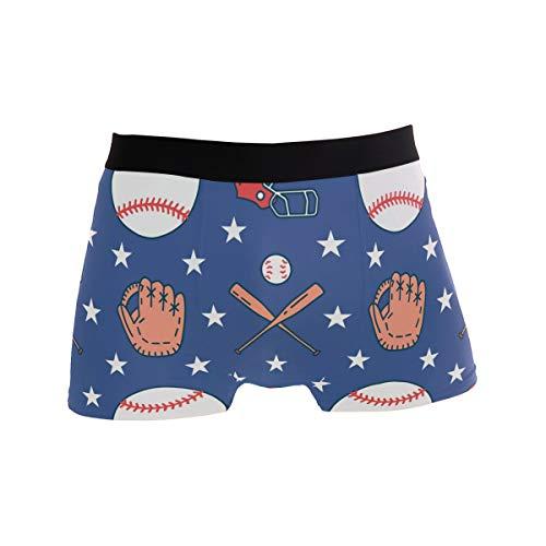 Herren Sport-Baseball-Elements-Handschuhe, Blau Gr. X-Large, Mehrfarbig -