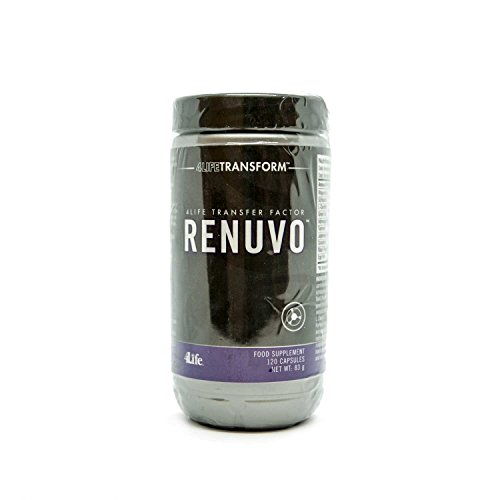 4Life Transfer Factor RENUVO - 120 cápsulas - ORIGINAL
