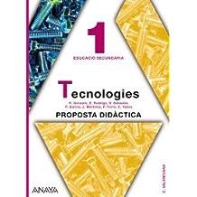 Tecnologies 1. Proposta Didàctica.