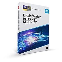 Bitdefender Internet Security - 3 Apparaten | 1 Jaar | PC | Activatiecode met de post verstuurd