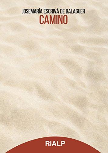 Camino Agenda Rústica (Libros de Josemaría Escrivá de Balaguer)