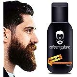 UrbanGabru Beard Oil :Growth | Softener | Conditioner | 100% Natural- 30 ml