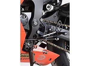 Commandes reculées R&G Kawasaki ZX6R - 4450054