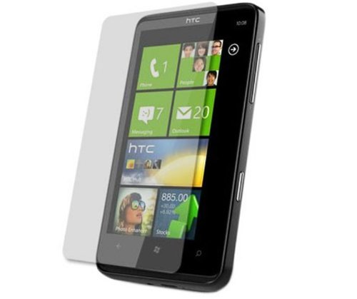 HTC SP P420 Displayschutzfolie for HTC Grove (2 Stück) Blister - Displayschutzfolie Hd7 Htc