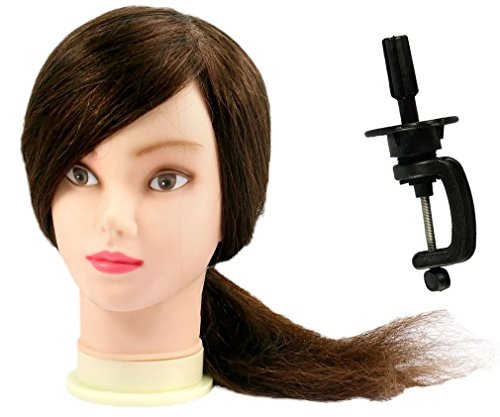 micro-trader-hairdressing-18-100-real-human-hair-training-head-with-clamp-stand-25-x-19-x-15-cm-brow