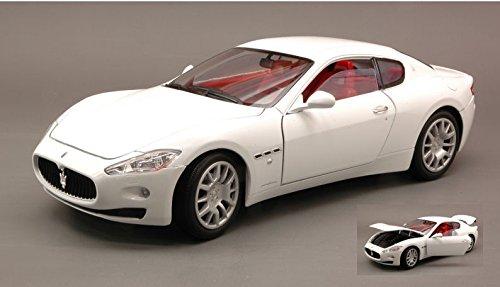 maserati-granturismo-2009-white-118-motormax-auto-stradali-modello-modellino-die-cast