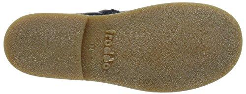 FRODDO Froddo Chelsea Boot G3160062-5, Bottes Chelsea mixte enfant Blau (Blue)