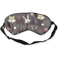 Comfortable Sleep Eyes Masks Animal Pattern Sleeping Mask For Travelling, Night Noon Nap, Mediation Or Yoga E1 preisvergleich bei billige-tabletten.eu