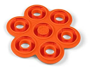 Fred Drink Savers Ice Cube Tray, Red