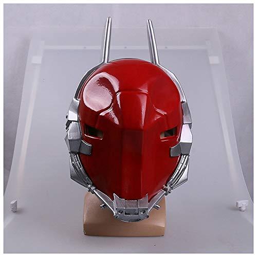 (Maske YN Luxus Neuheit Arkham Ritter Halloween Weihnachten Helm Prop Cosplay)