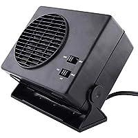 TYXCFR Calentador De Automóvil 12V150W 300W Cerámica Calentador De Ventilador De Automóvil Descongelador De Ventana Portátil 20 * 17.5 * 12.5 CM