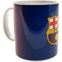Mercury Taza Mug Diseño F.C. Barcelona, Cerámica, Azul Marino, ...