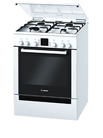 Bosch HGV745220 Gas-Kombistandherd / A / weiß