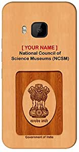 "Aakrti Mobile Back cover with your Dept: National Council of Science Museums (NCSM).Express your ID in Your Way With "" Your Name "" Printed on your Smart Phone : Lenovo K5"