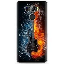 PREVOA ® 丨 Colorful Silicona TPU Funda Case Protective para Elephone P9000 P9000E Smartphone - (16)