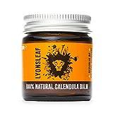 Lyonsleaf Calendula Cream 30ml - Natural anti-inflammatory emollient for eczema, psoriasis, rosacea, dermatitis