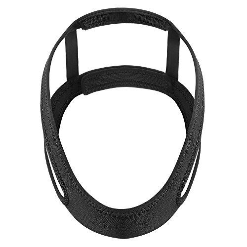 Plemo Anti Schnarch Kinnband mit Klettverschluss, hochkomfortabler Schnarchstopper gegen Schnarchen für eine ruhige Nacht