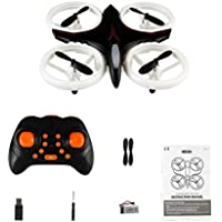 Price comparsion for Lanspo Mini Drone 2.4GHz 4CH 6Axis Gyro UFO RC Quadcopter Headless Posture Keep Cool Light LED