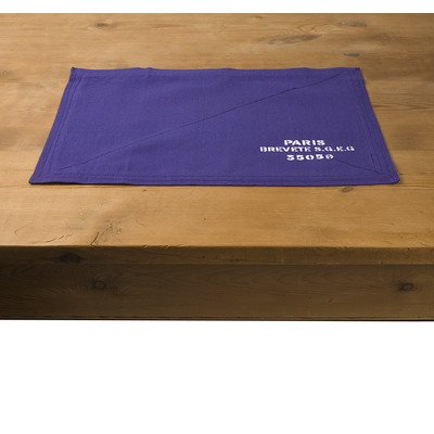 et (4er Set), Farbe: Violett ()