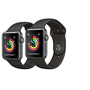 Apple Watch Series 3 38mm / 42mm Aluminium Smartwatch/Uhr / Fitnesstracker