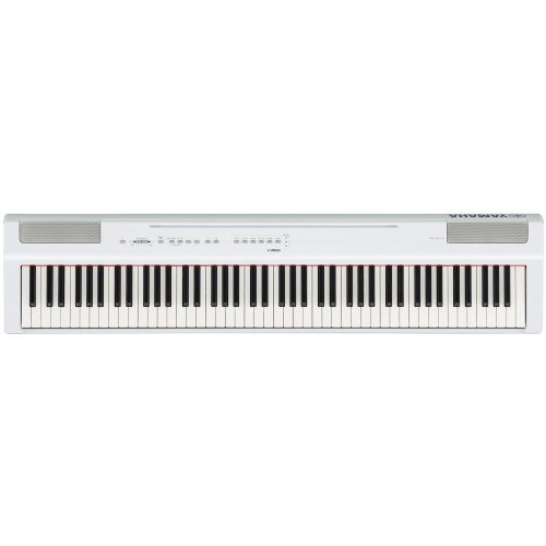 Yamaha P-125WH Digital Piano