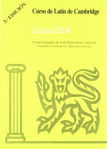 Unidad III-B por From Editorial Universidad De Sevilla-Secretariado De Publicaciones
