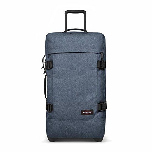 Eastpak - Tranverz M - Bagage à roulettes - Double Denim - 78L