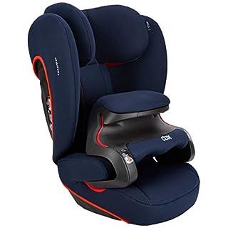 CBX Kinder-Autositz Xelo, Gruppe 1/2/3 (9-36 kg), Ab ca. 9 Monate bis ca. 12 Jahre, Mit Latch connect, Orangy Blue
