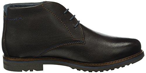 Sioux Herren Enrik-Lf Desert Boots Braun (Testa-Di-Moro)