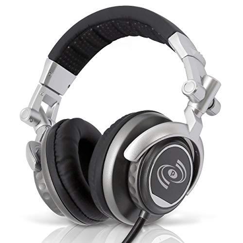 Pyle PHPDJ1 Over-Ear Black