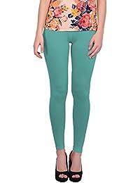 Babla Hosieries For Womens Legging 95% Cotton 5% Spandex Stylish Girls Legging Full Length Women Legging - B0778WG5Z1