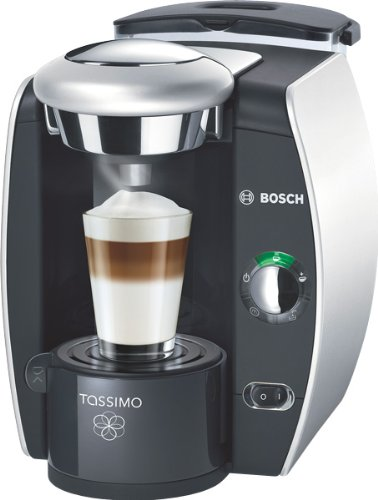 Bosch Tassimo TAS4211 Multi Beverage Machine for T-Discs - Silver