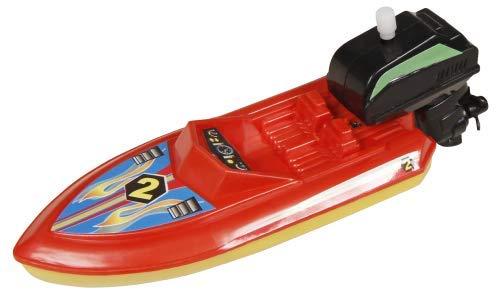 Motorboot Model zum Aufziehen