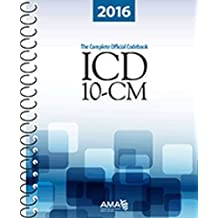 ICD-10-CM 2016 The Complete Official Code Book