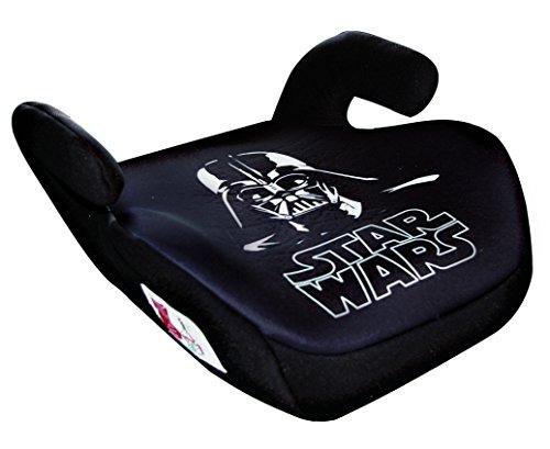 Preisvergleich Produktbild Star Wars STKFZ061 Kindersitzerhöhung Bedruckt, Schwarz/Weiß