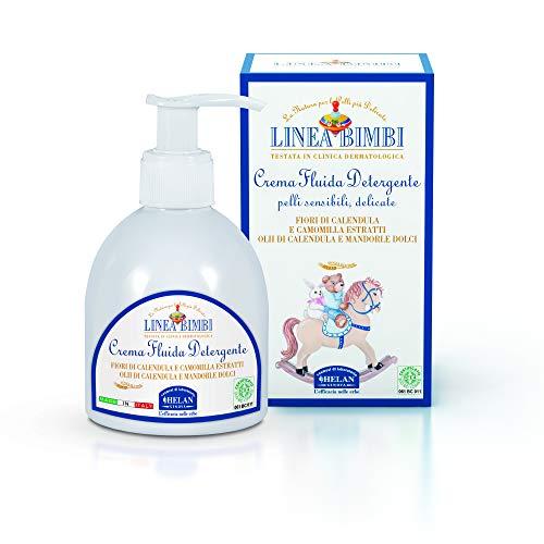 Helan cosmesi linea bimbi bio crema fluida detergente - 220 g