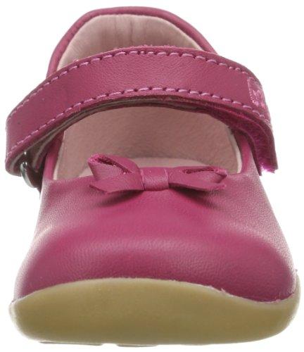 Bobux 460694 Unisex-Baby Lauflernschuhe Pink (pink 43)