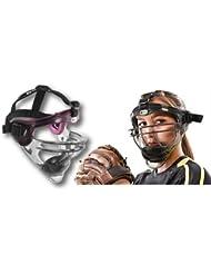 De los deportes Olympia BS489P de la máscara de la cara de Fielding - de tamaño de la Juventud