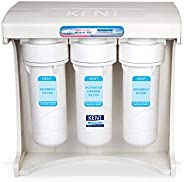 KENT Elite Optional storage 20 litre Under the counter RO+UF+TDS Controller (White) 40-Ltr/hr Water Purifier