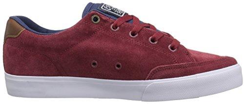 C1RCA Lopez 50 Unisex-Erwachsene Sneakers Brick/Dark Navy