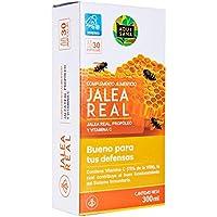 Jalea real con propóleo para mayor energía y vitalidad - Jalea con própolis y vitamina C