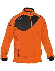 Stanno Montreal TTS Chaqueta Chaqueta de entrenamiento de color naranja negro niños (Naranja y Negro), color Naranja - naranja y negro, tamaño 164