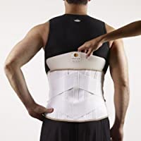 Corflex V-Lock with Pocket Back Support-XL - White by CORFLEX preisvergleich bei billige-tabletten.eu